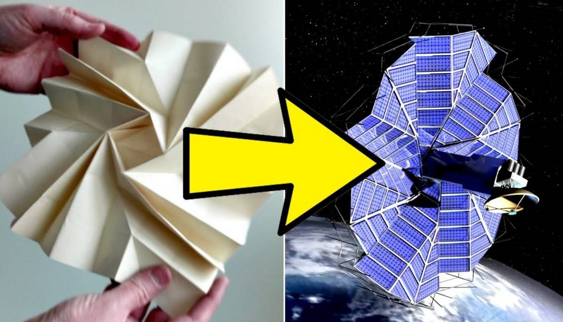 Engineering with Origami
