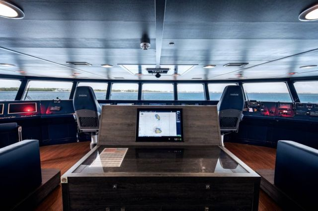 Hodor 217ft Catamaran luxury back-up ship (4)