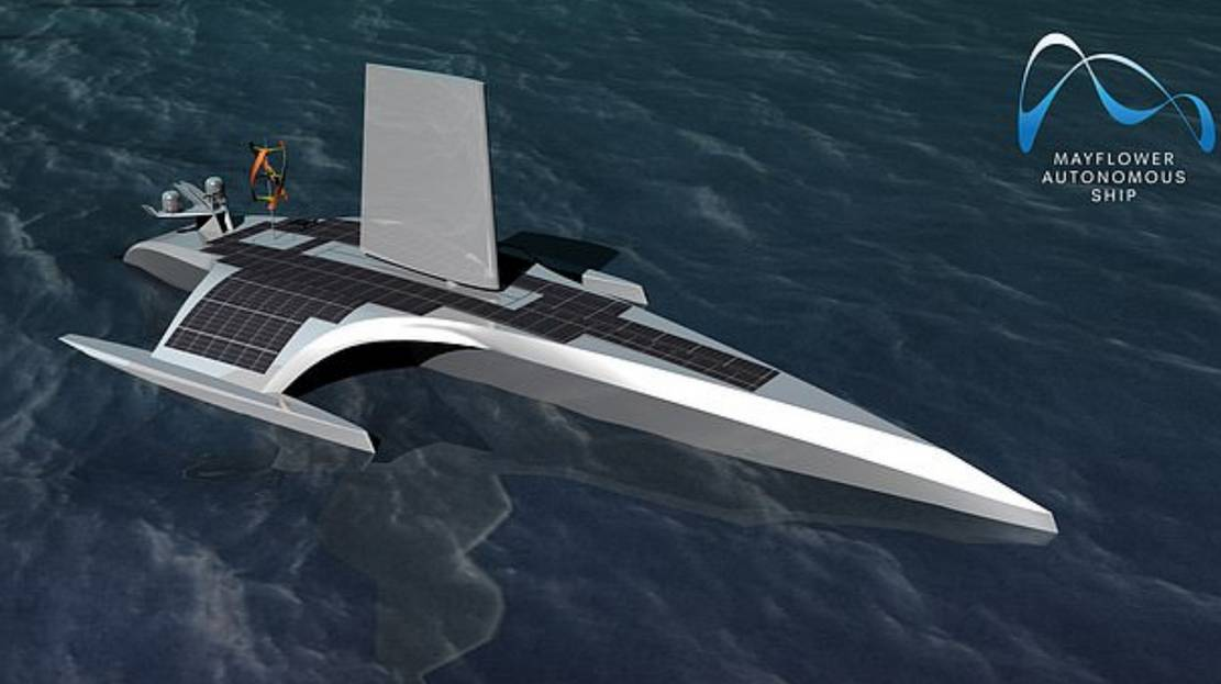 IBM Mayflower autonomous ship (3)