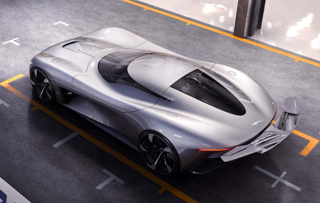 Jaguar Vision Gran Turismo Electric Sportscar (12)