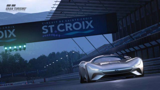 Jaguar Vision Gran Turismo Electric Sportscar (11)