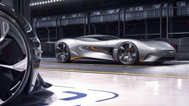 Jaguar Vision Gran Turismo Electric Sportscar (10)