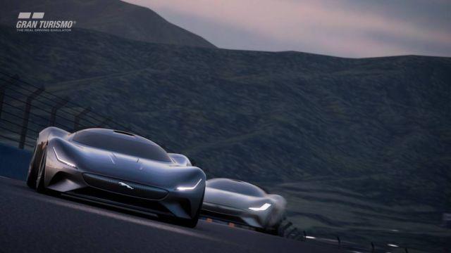 Jaguar Vision Gran Turismo Electric Sportscar (9)