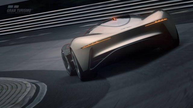 Jaguar Vision Gran Turismo Electric Sportscar (8)