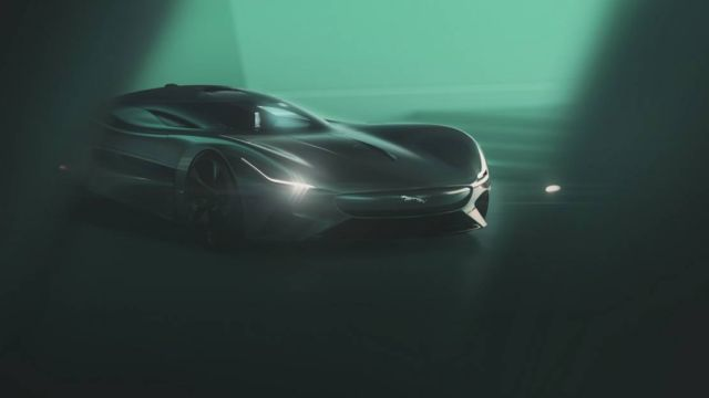 Jaguar Vision Gran Turismo Electric Sportscar (7)