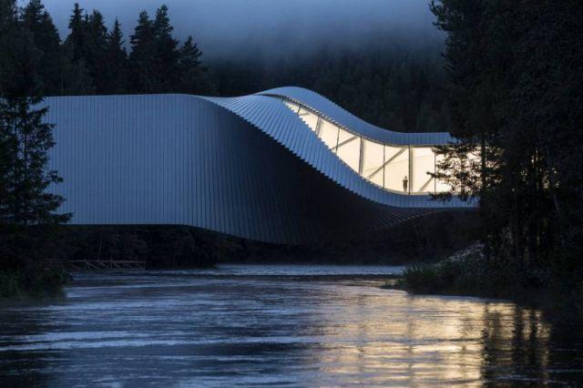 Kistefos Twist Bridge (6)