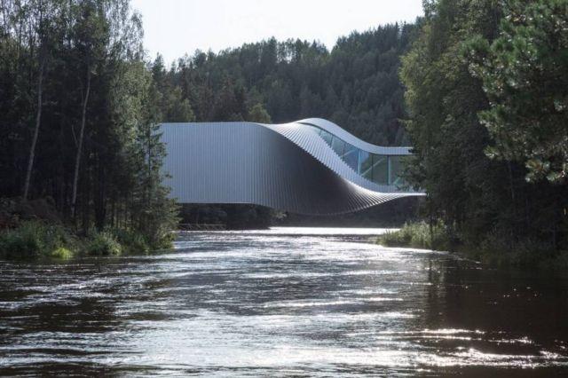 Kistefos Twist Bridge (5)