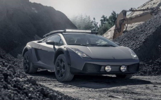 Lamborghini Off-road 2004 Gallardo