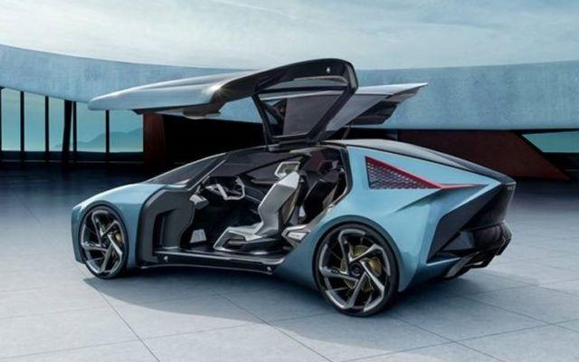 Lexus electric LF-30