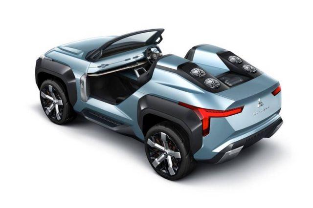 Mitsubishi Mi-Tech Hybrid Buggy concept (4)