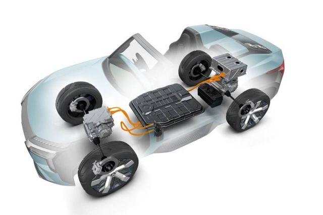 Mitsubishi Mi-Tech Hybrid Buggy concept (1)
