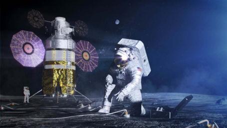 NASA's New Lunar Spacesuit