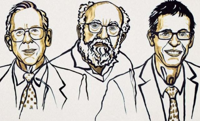 Nobel Prize in Physics awarded for work on Cosmology