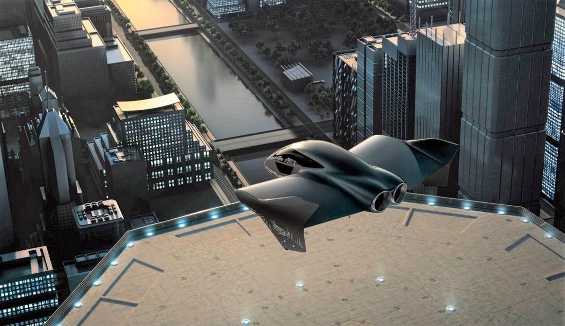 Porsche and Boeing to Partner on Urban Air Mobility