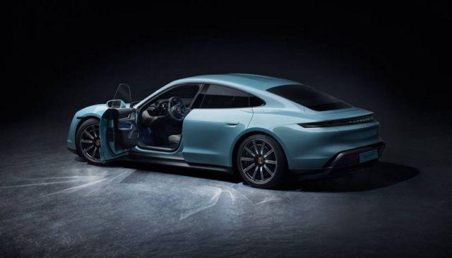 Porsche new Taycan 4S (2)