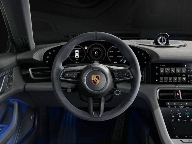 Porsche new Taycan 4S (4)