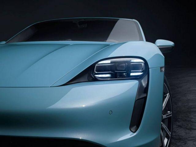Porsche new Taycan 4S (5)