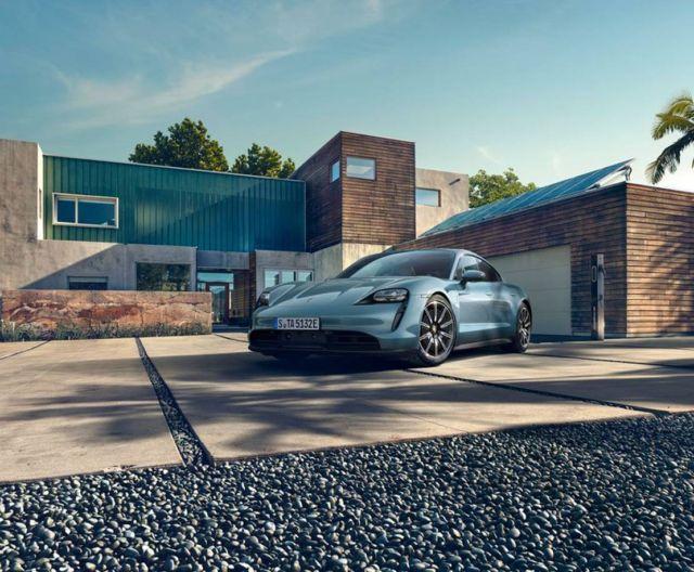 Porsche new Taycan 4S (7)
