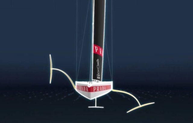 Prada AC75 Luna Rossa monohull (2)