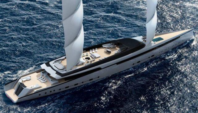 Royal Huisman Lotus Yachts