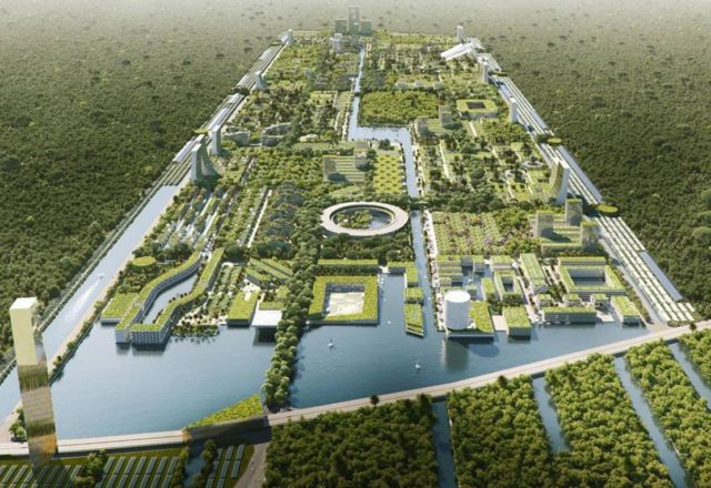 Smart Forest City with 7 million plants (4)