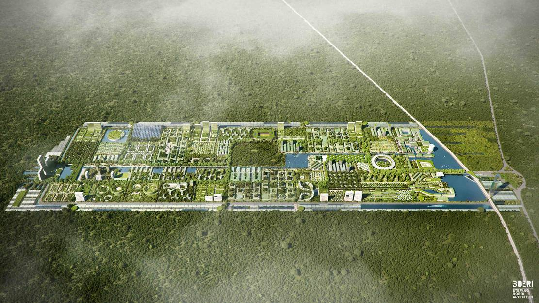 Smart Forest City with 7 million plants (1)