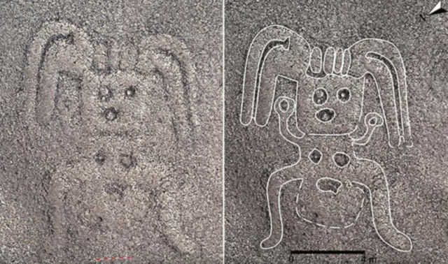 143 New Nazca Lines discovered in Peru