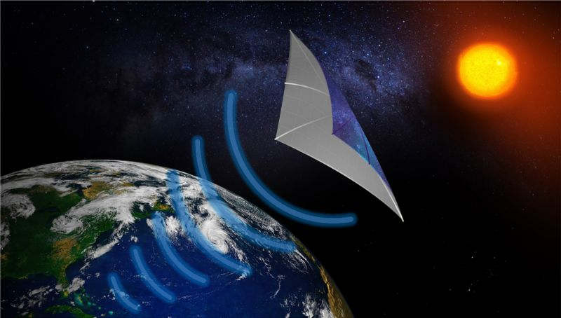 Air Force to harvest Solar Energy in Space