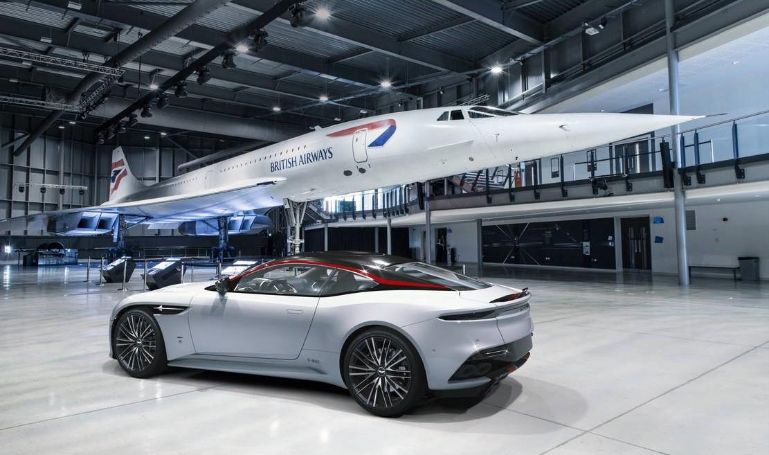 Aston Martin DBS Superleggera Concorde Edition (1)