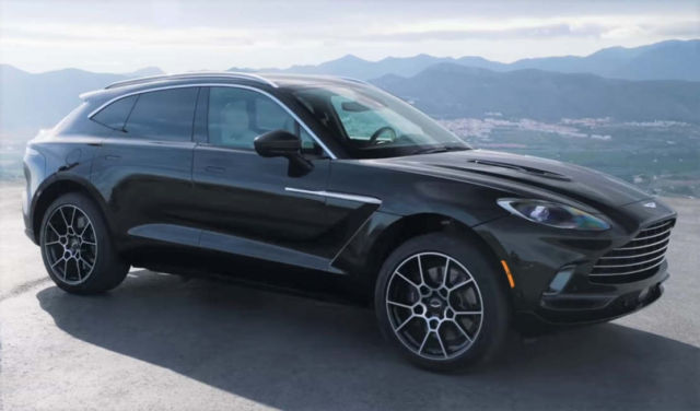 Aston Martin DBX SUV 2020 full video review