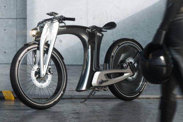Carbogatto H7 lightweight motorbike (3)