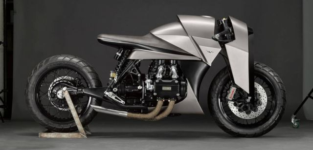 Death Machines Kenzo Motorcycle