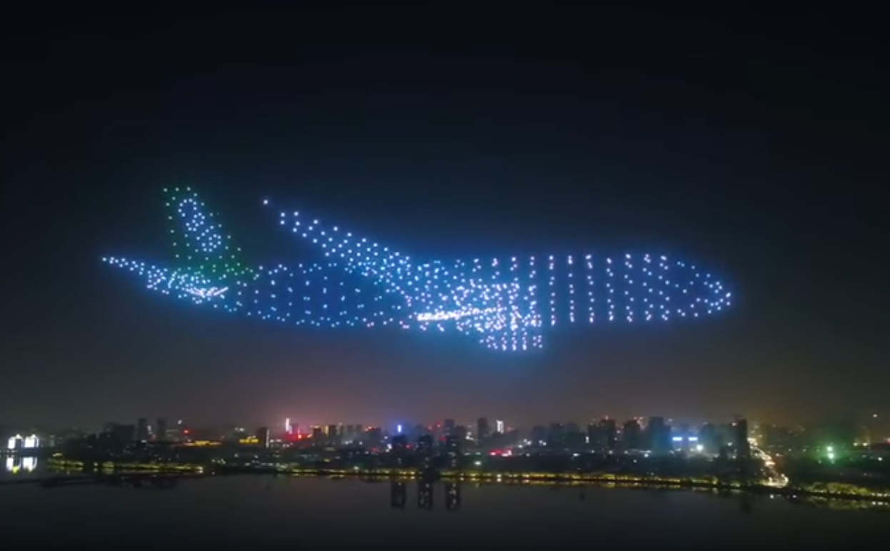 Drones created Giant Airplanes