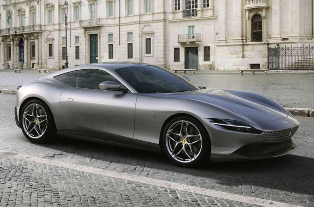 Ferrari Roma Coupe
