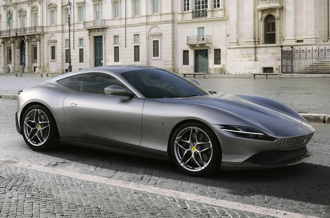 Ferrari Roma Coupe (1)