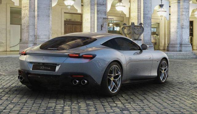Ferrari Roma Coupe (2)