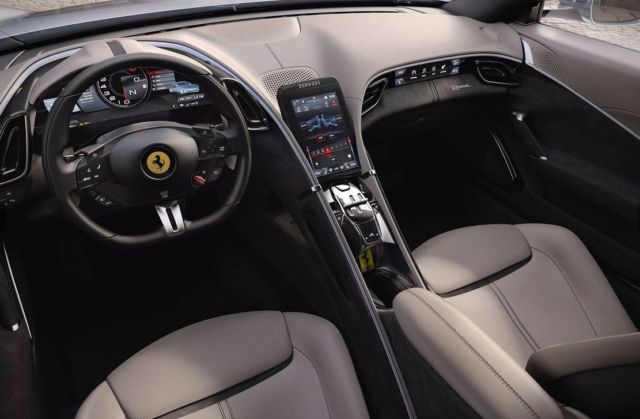 Ferrari Roma Coupe (3)