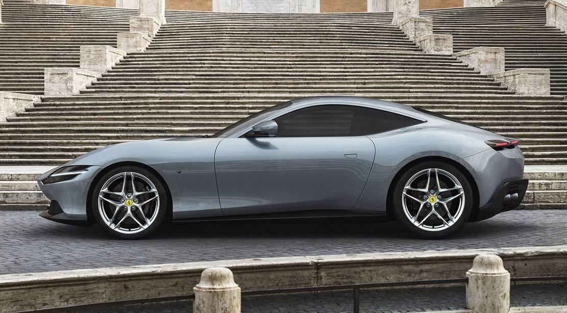 Ferrari Roma Coupe (4)