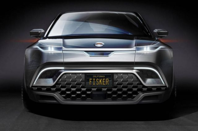 Fisker unveils affordable all-Electric SUV