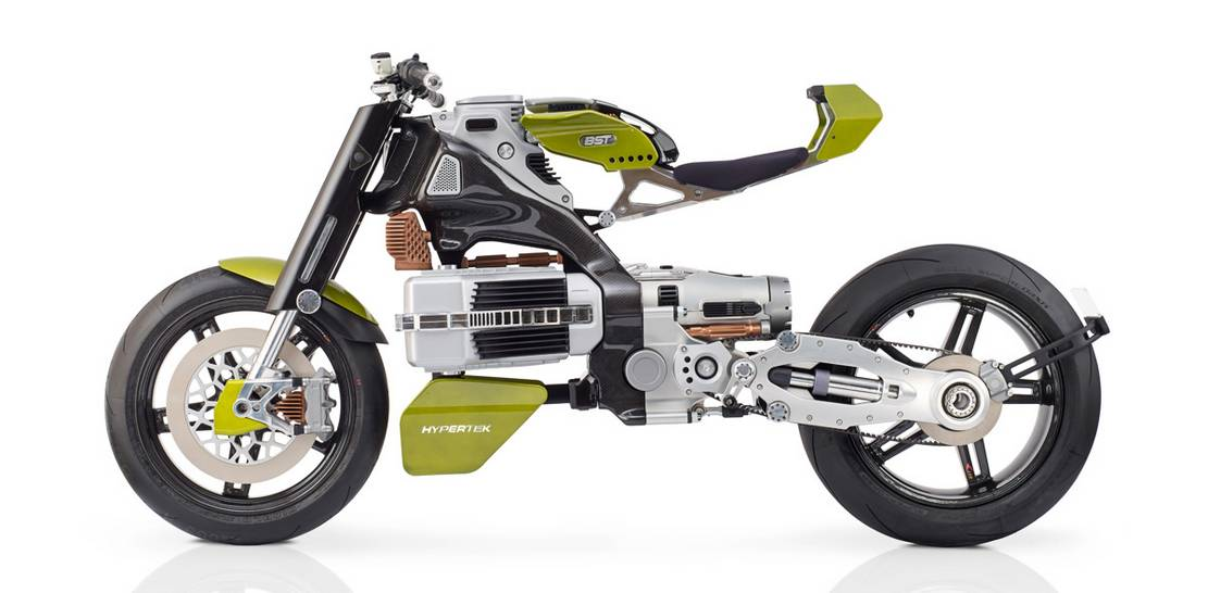 HyperTEK Electric Motorcycle (1)
