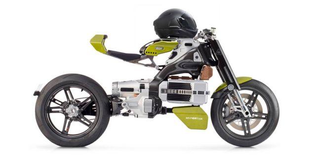 HyperTEK Electric Motorcycle (9)