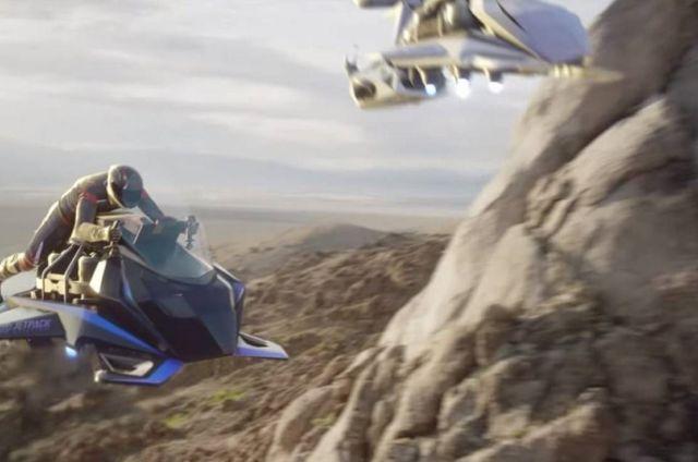 JetPack Flying Motorcycle (1)