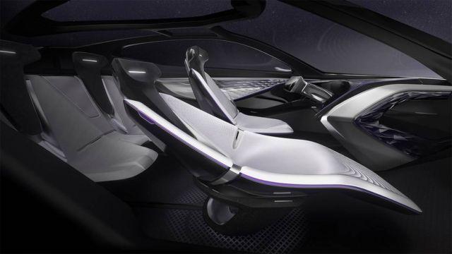 Kia Futuron autonomous electric SUV coupe (4)