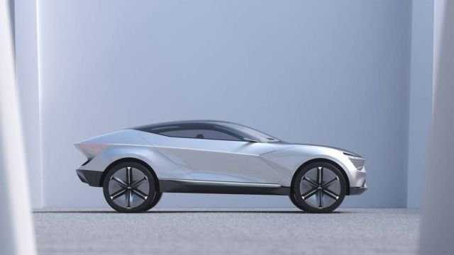 Kia Futuron autonomous electric SUV coupe (2)
