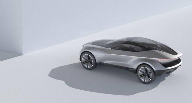 Kia Futuron autonomous electric SUV coupe (1)