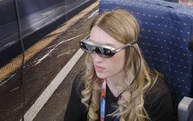 New Lenovo AR Concept Glasses