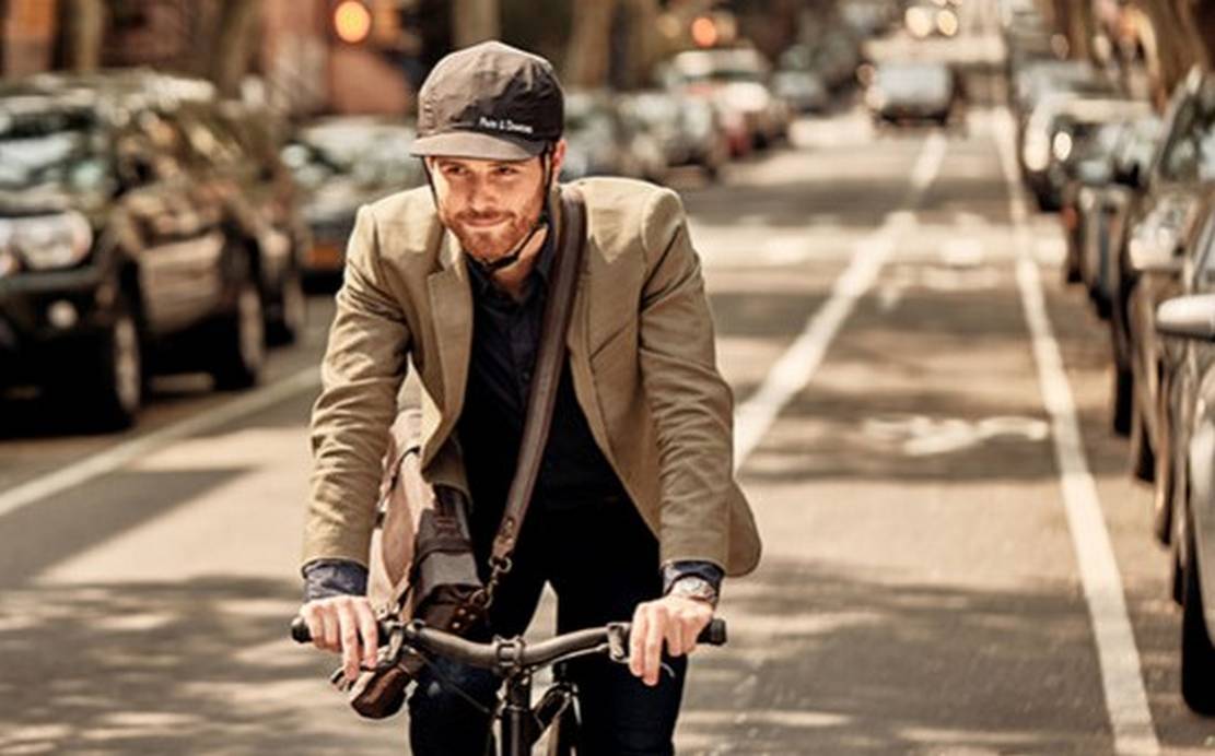 Park & Diamond Foldable Bike Helmet