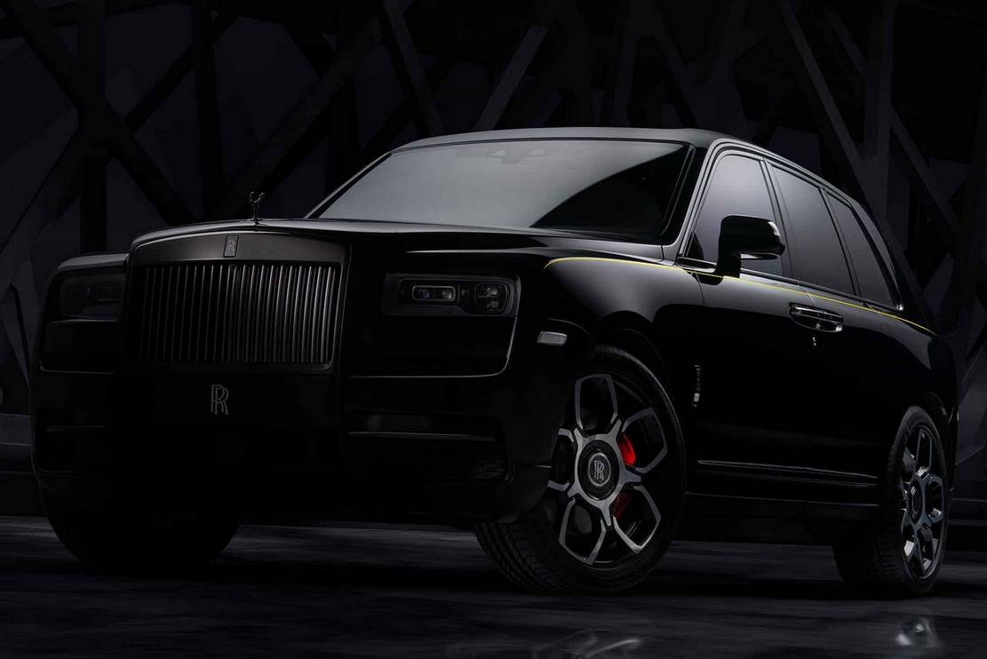 Rolls-Royce Black Badge Cullinan (9)