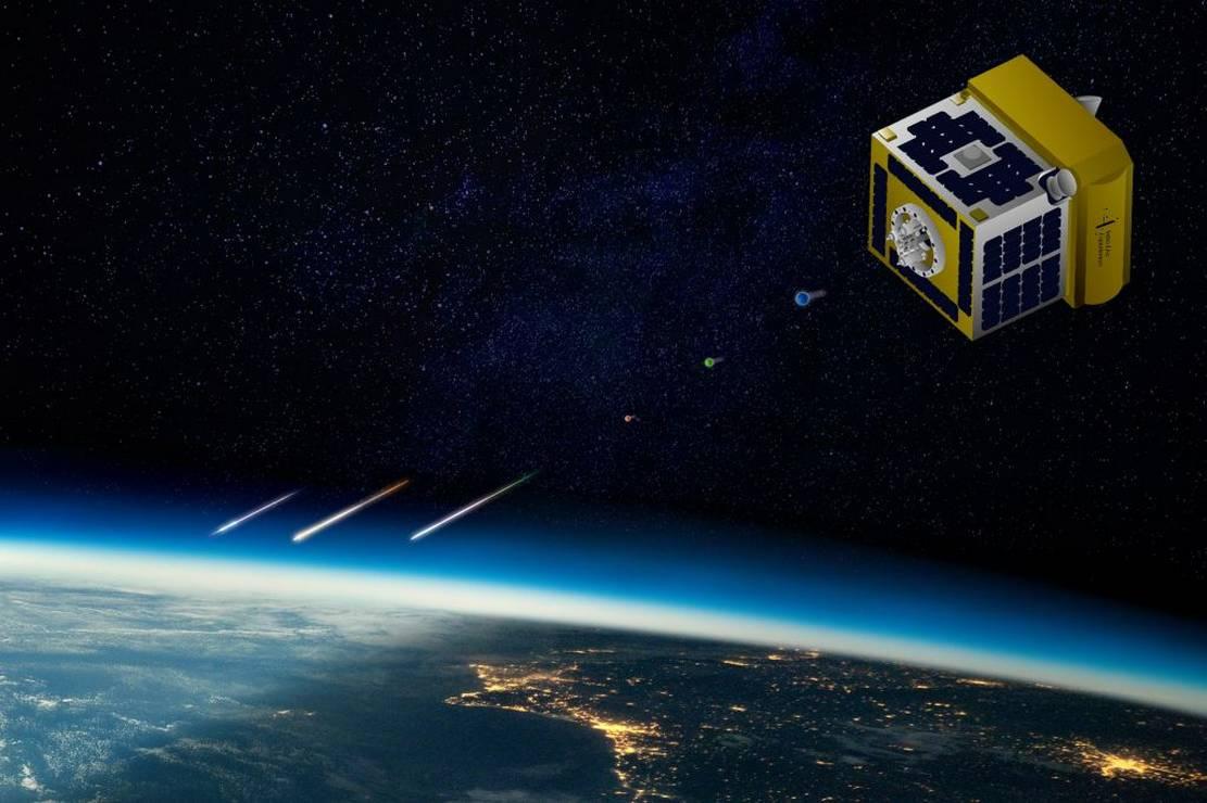 Satellite to Launch Fake Shooting Stars