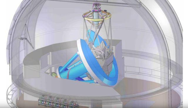 DESI, the Dark Energy Spectroscopic Instrument
